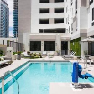 Hotels near The Electric Pickle Company - Hampton Inn & Suites Miami Midtown FL