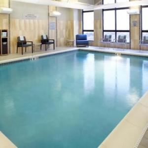 James A Rhodes Arena Hotels - Courtyard by Marriott Akron Downtown
