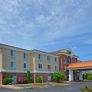 Holiday Inn Express Hotel & Suites Farmington Mo