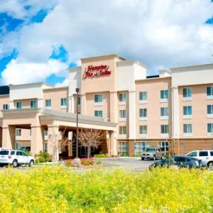 Hampton Inn & Suites Fresno Ca