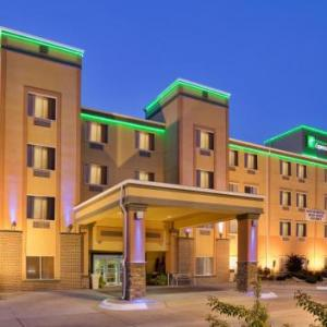 Hotels near Washington County Fairgrounds Arlington - Holiday Inn Express Fremont