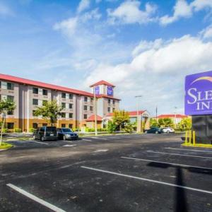 St. Lucie County Fairgrounds Hotels - Sleep Inn Fort Pierce I-95
