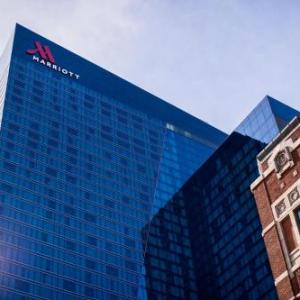 Reggie's Music Joint Hotels - Marriott Marquis Chicago