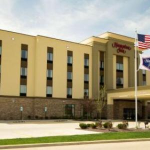 Hampton Inn Decatur Mt. Zion IL