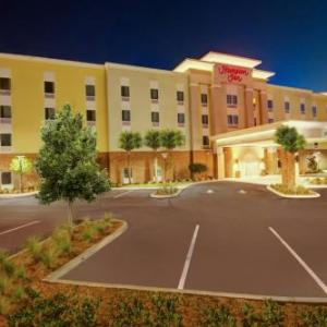 Hotels near Florida Strawberry Festival - Hampton Inn Plant City