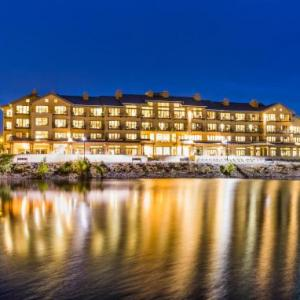 Hotels near Richland High School WA - The Lodge at Columbia Point