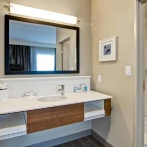 Hampton Inn & Suites Grande Prairie Alberta Canada