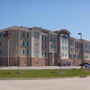 Candlewood Suites Youngstown W -I-80 Niles Area
