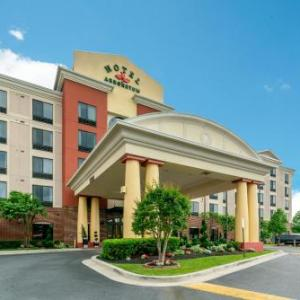 Echostage Hotels - Holiday Inn Express Hotel & Suites Washington - Capitol Gateway