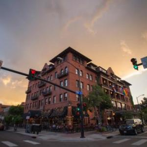 Hotels near Fox Theatre Boulder - Hotel Boulderado