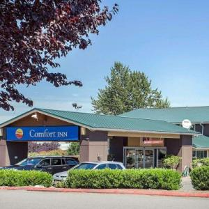 Hotels near Chateau Ste Michelle Winery - Comfort Inn Kirkland