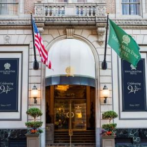 Hotels near Saint Mark's Cathedral Seattle - Mayflower Park Hotel