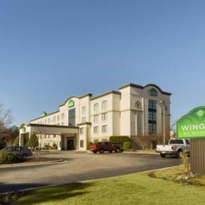 Huff Concert Hall Hotels - Wingate By Wyndham Fayetteville/fort Bragg