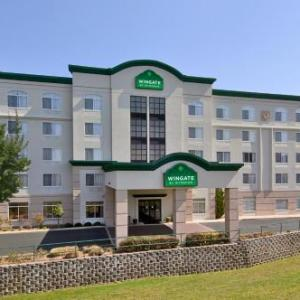 Hotels near Tennessee Valley Railroad - Wingate By Wyndham - Chattanooga