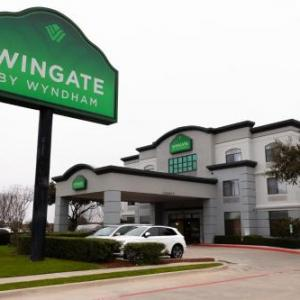 Wingate by Wyndham -DFW North