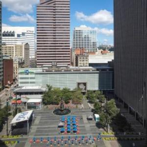 BB&T Arena Hotels - The Westin Cincinnati