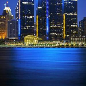 Roostertail Hotels - Detroit Marriott At The Renaissance Center