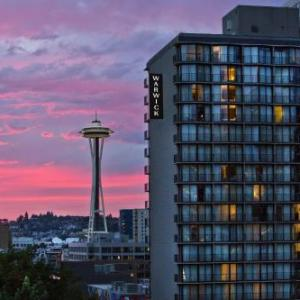 Hotels near Jazz Alley - Warwick Hotel Seattle