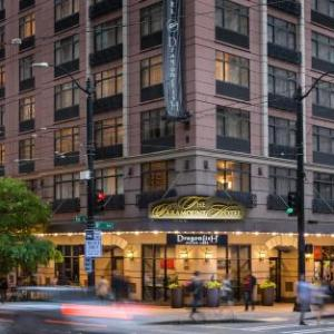 Washington State Convention Center Hotels - The Paramount Hotel