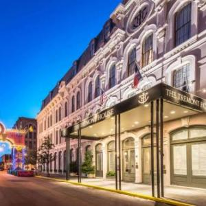 Hotels near Mardi Gras Galveston - The Tremont House A Wyndham Grand Hotel