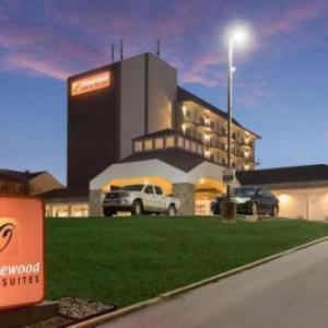 SureStay Plus Hotel by Best Western Kansas City Airport