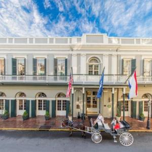 Preservation Hall Hotels - Bourbon Orleans Hotel