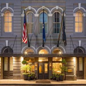 Hotels near House of Blues New Orleans - The Pelham Hotel