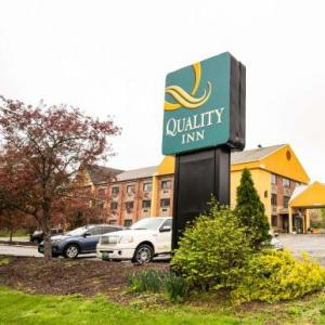 Quality Inn Cromwell -Middletown