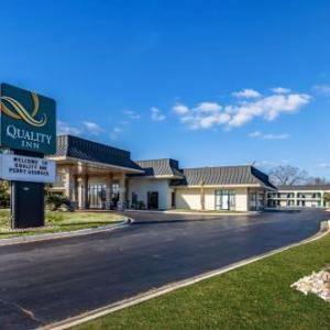 Quality Inn National Fairgrounds Area