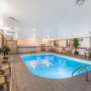 Harlan and Hazel Rogers Sports Complex Hotels - Comfort Inn Fort Dodge