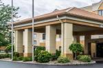 Princeton Indiana Hotels - Quality Inn & Suites Evansville