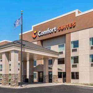 Hotels near The Plex South Fort Wayne - Comfort Suites Fort Wayne