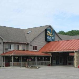 Bill Monroe Music Park Hotels - Quality Inn Nashville