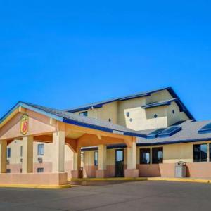 Kansas State Fair Hotels - Super 8 By Wyndham Hutchinson