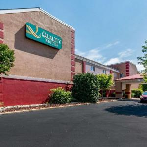 Quality Suites Airport Wichita