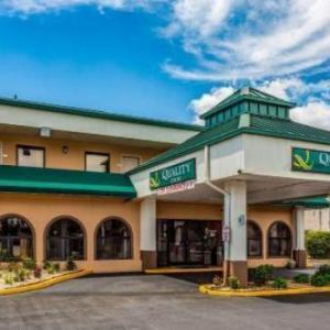 Van Meter Hall Hotels - Quality Inn Bowling Green