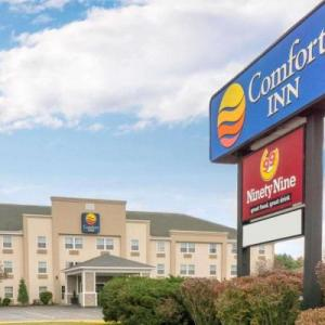Hotels near Augusta Civic Center - Comfort Inn Civic Center