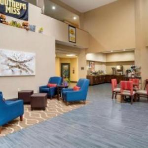 Hotels near Brewsky's Hattiesburg - Comfort Suites Hattiesburg