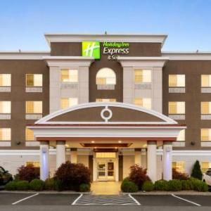 Hotels near Klamath County Fairgrounds - Holiday Inn Express Hotel & Suites Klamath Falls Central