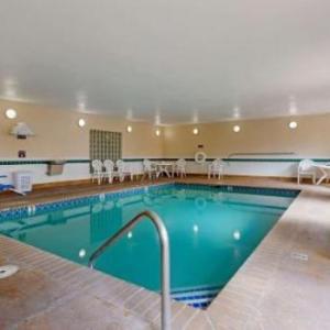 Hotels near Bi-Mart Amphitheater - Comfort Inn South