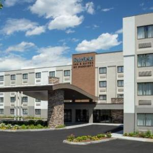 Hotels near Rhodes on the Pawtuxet - Comfort Inn Airport Warwick
