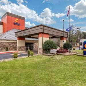 Littlejohn Coliseum Hotels - Comfort Inn Clemson University Area