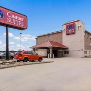Comfort Suites - Sioux Falls