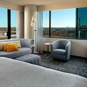 Courtyard by Marriott Atlanta Cumberland/Galleria
