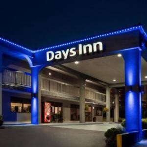 Days Inn By Wyndham Anderson