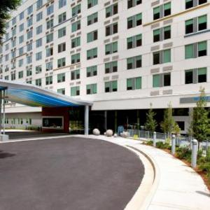 Hotels near Mercedes-Benz Stadium Atlanta - Aloft Atlanta Downtown