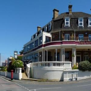 Hotels near Quay Arts Centre Newport - The Woodvale