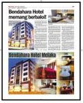 Melaka Malaysia Hotels - Bendahara Hotel @ Malacca City