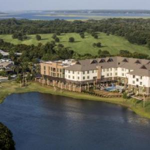 Turtle Point Golf Course Hotels - Andell Inn - Kiawah Island Charleston