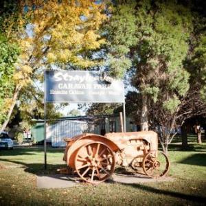 Strayleaves Caravan Park